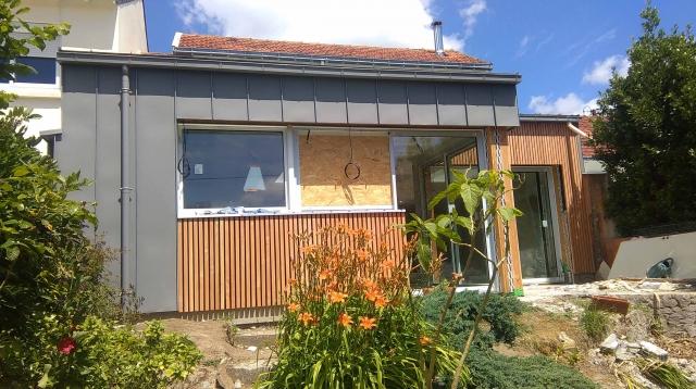 Atelier isac des construction bois en harmonie avec l for Construction bois 87
