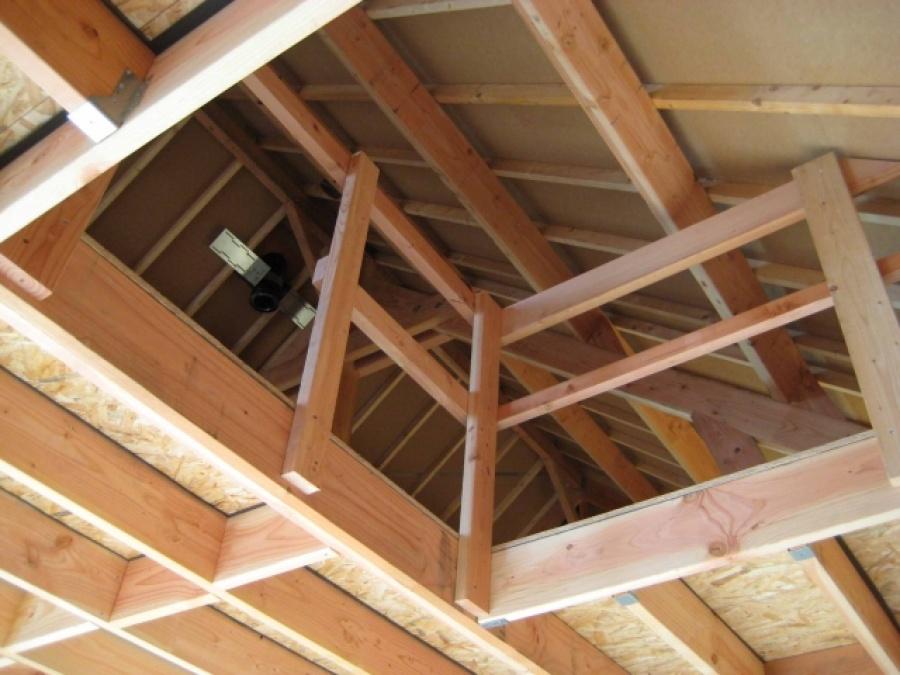 Une nouvelle maison ossature bois à Nort[R