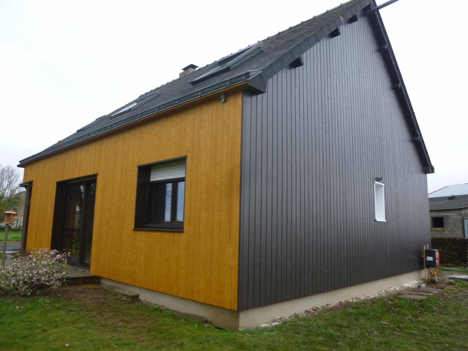 isolation thermique par lext233rieur dune maison 224 riaill233