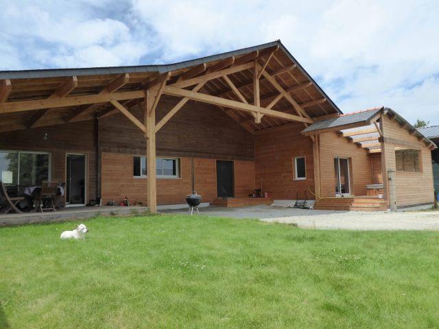 r habilitation d 39 un hangar en extension d 39 habitation nort sur erdre. Black Bedroom Furniture Sets. Home Design Ideas