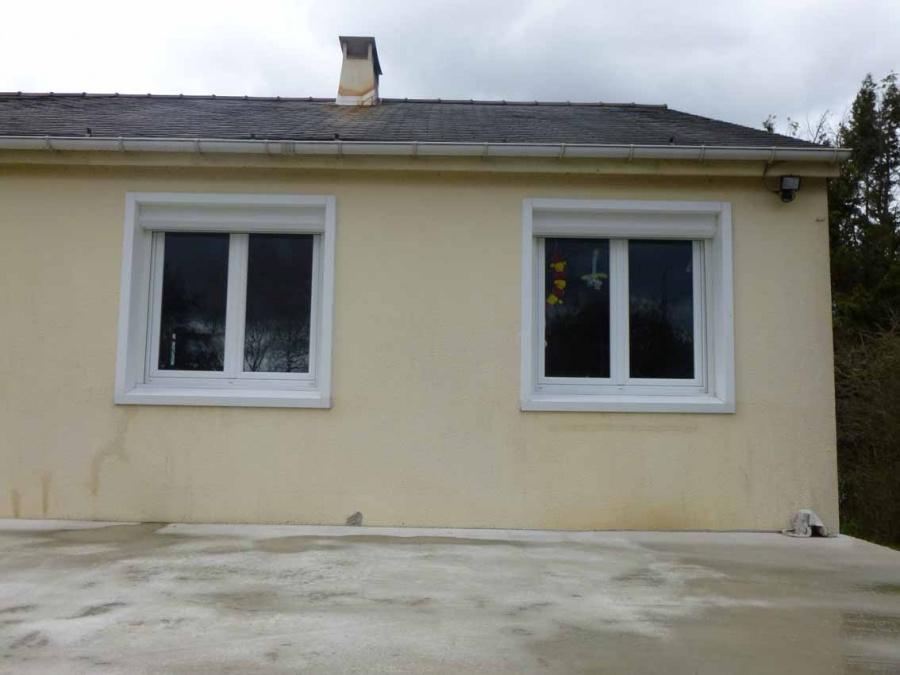 Isolation par l 39 ext rieur d 39 une maison d 39 habitation - Isolation par l exterieur en renovation ...