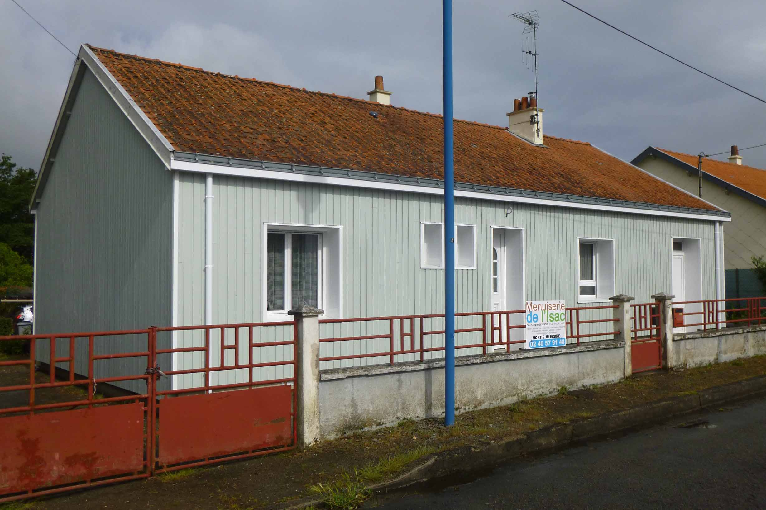 Isolation thermique par l 39 ext rieure d 39 une maison for Isolation exterieure d une maison