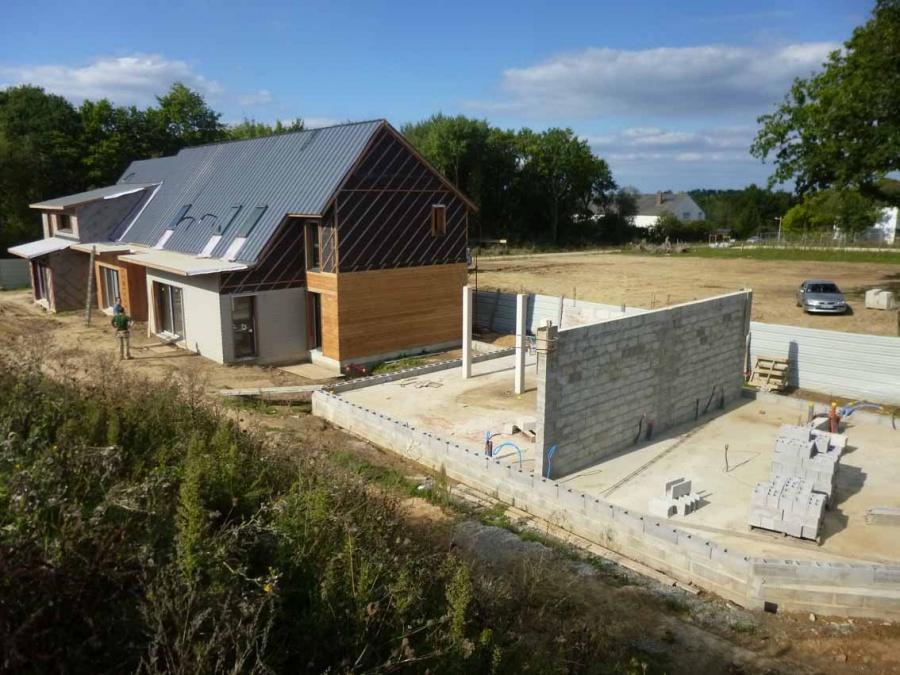 Habitat group st joseph de porterie for Construction bois 35