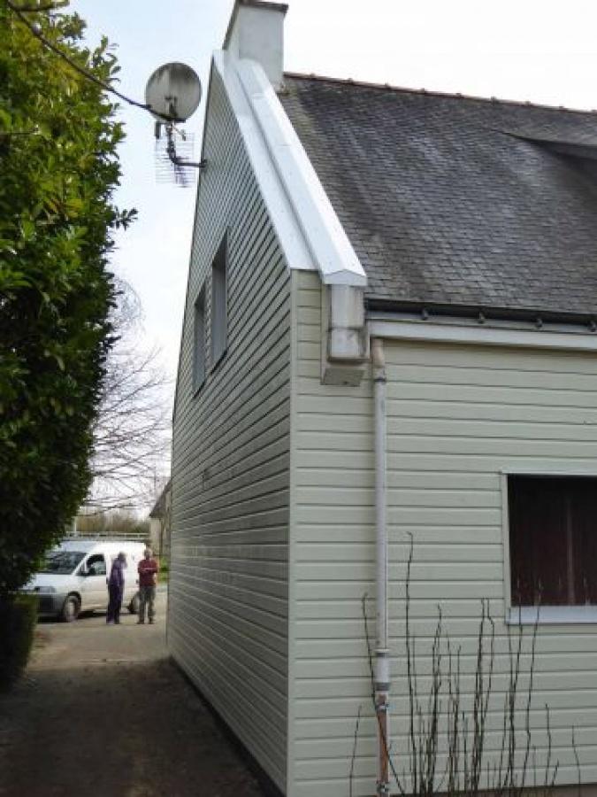 isolation maison neo bretonne